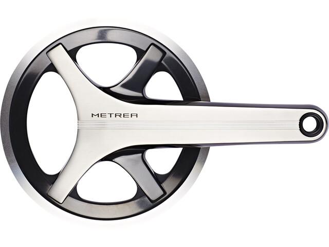 Shimano Metrea FC-U5000 Crankset 2x11 keer 46-32 tanden, black/silver